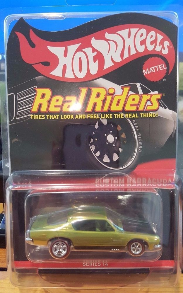 Hot Wheels * HWC * Series 14 * 1967 Barracuda * In-Hand * Sold Out * #MattelHotWheels #Plymouth