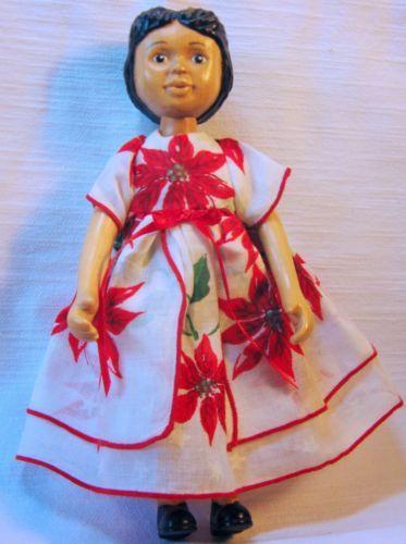 Hitty Hanky dress for Christmas on Ebay!