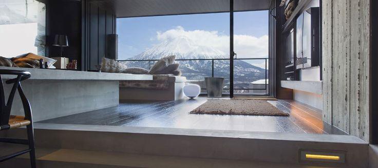 suiboku   Luxury Niseko Accommodation