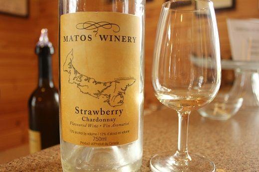 Prince Edward Island Matos Winery