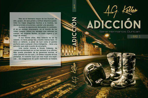 """A.G. Keller on Twitter: """"ADICCION lo nuevo @ag_keller ..."""