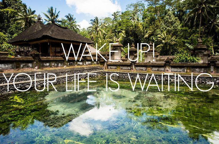 Wake up your life is waiting Retreat February 15-21, 2015
