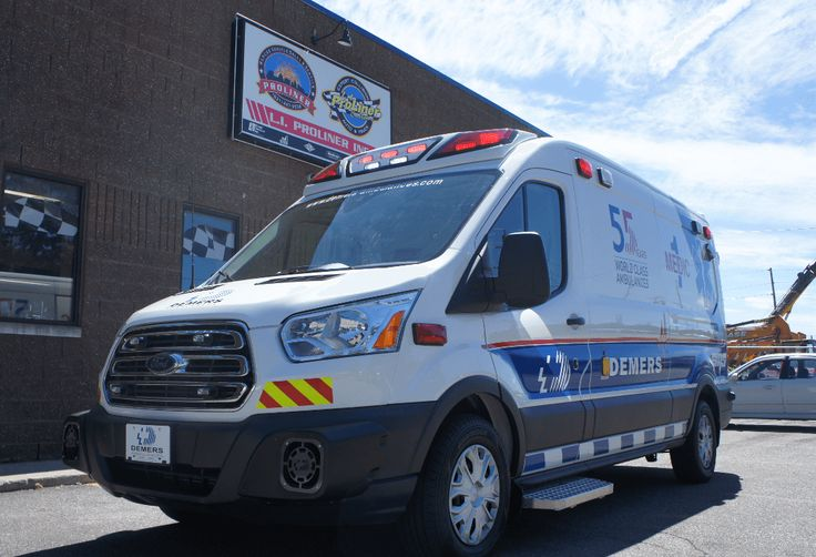 ProLiner Rescue Vehicle Sales & Service - Dual purpose transport and first responder