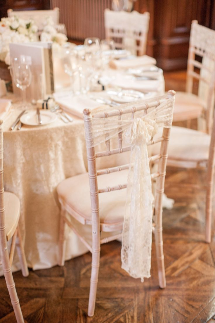 Chairs from The Finishing Touch Company ❤️