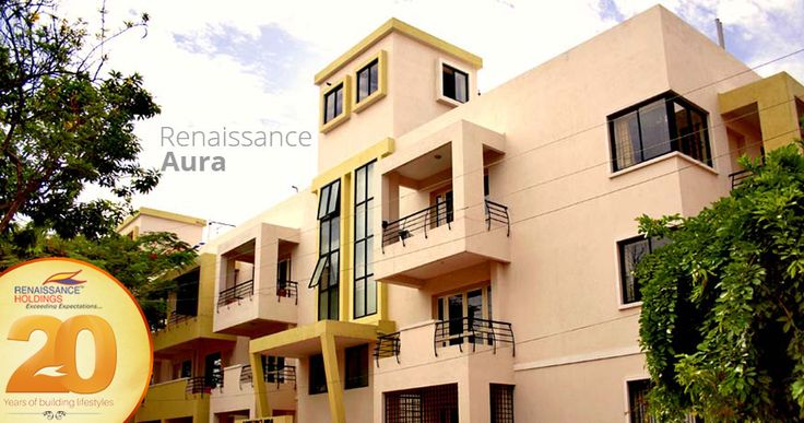 Located in Vyalikaval, Renaissance Aura is an exceptional apartment complex offering 2/3 BHK ranging from 1350 to 1700 sqft.