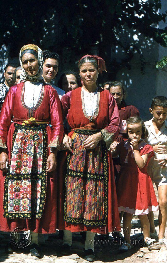 Χρήστος Ευελπίδης στη Θάσο 15/8/1950 Φωτογραφικό Αρχείο ΕΛΙΑ-ΜΙΕΤ