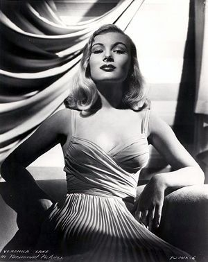 Veronica Lake: Eddie Theory, Veronica Lakes, Glamour Girls, Minor Veronica, Girls Friday, Vampires Princesses, Hollywood Theme, Screens Movie, The Dresses