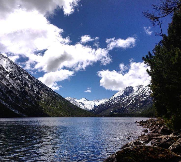 Красивые места барнаула фото природа
