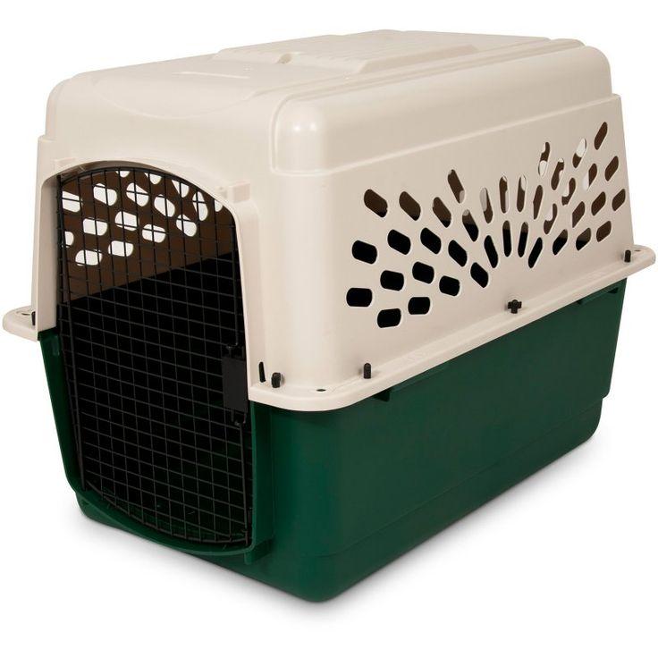 Ruff Maxx Plastic Dog Crate Kennel - 2179