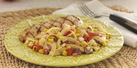Summer Vegetable Pasta Salad Recipes | Food Network Canada