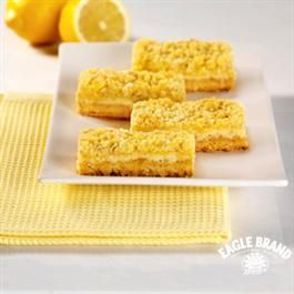 Lemon Crumb Bars from Eagle Brand®
