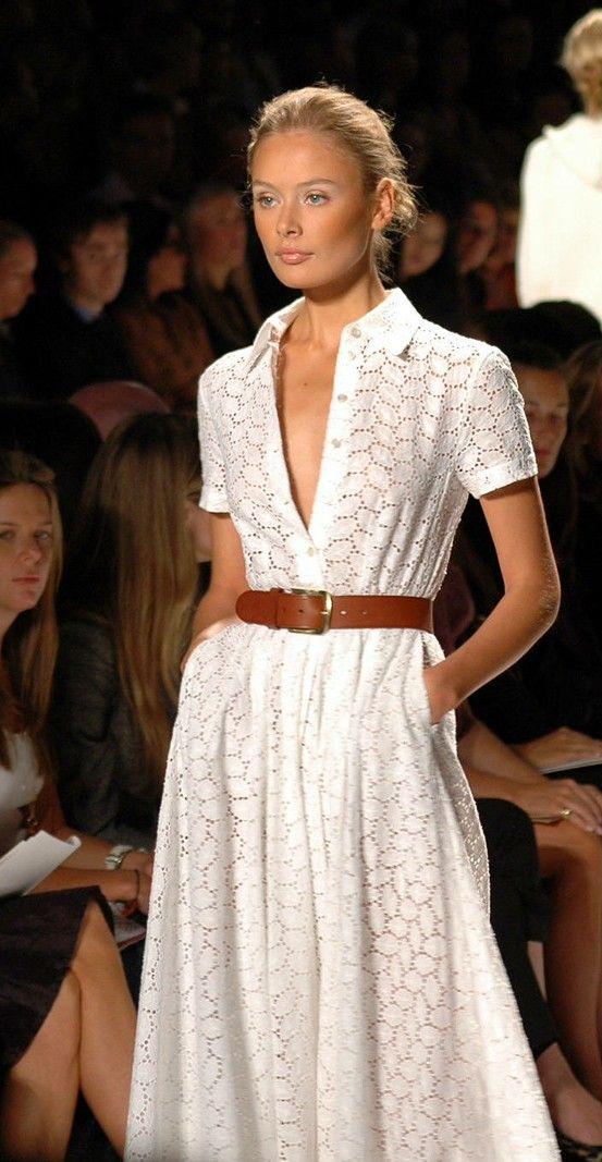 Платье-рубашка | СПЛЕТНИК