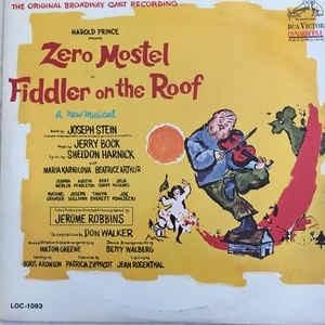 Fiddler on the Roof * Zero Mostel