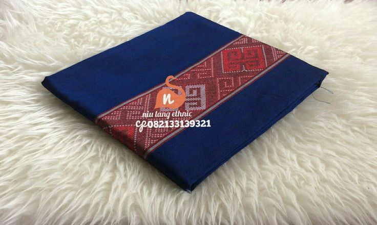 Baron Kamen  Bahan: Cotton Viscos bordir Ukuran: 110x250 cm barang langsung dari pengrajin WA 082133139321