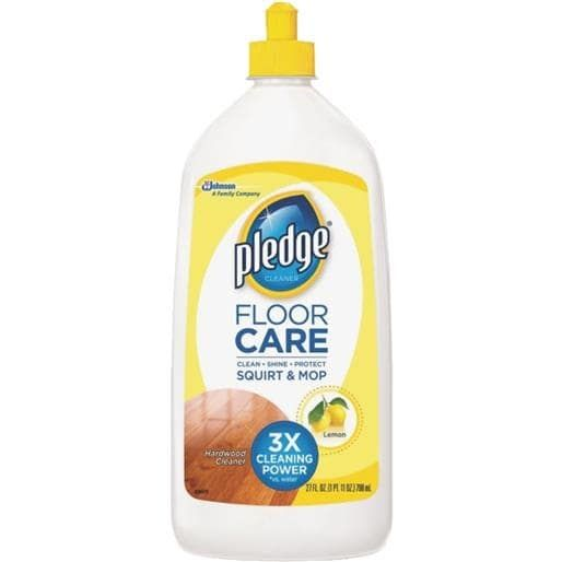 Johnson S C Inc Pledge Wod Floor Cleaner 81316 Unit: Each