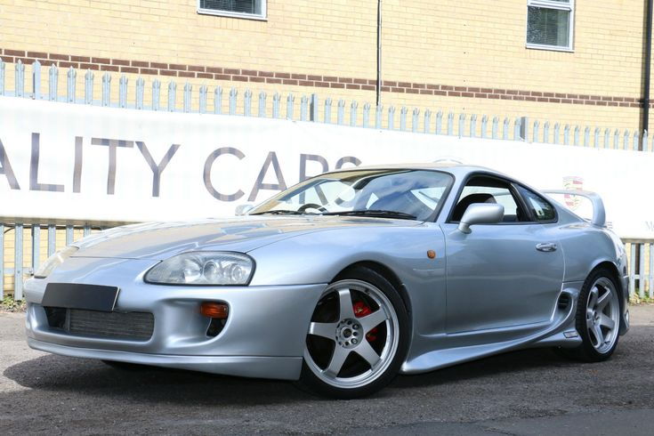 Looking for a toyota supra rz super high spec twin turbo manual 6 speed 580 bhp+nitros oxide? This one is on eBay.