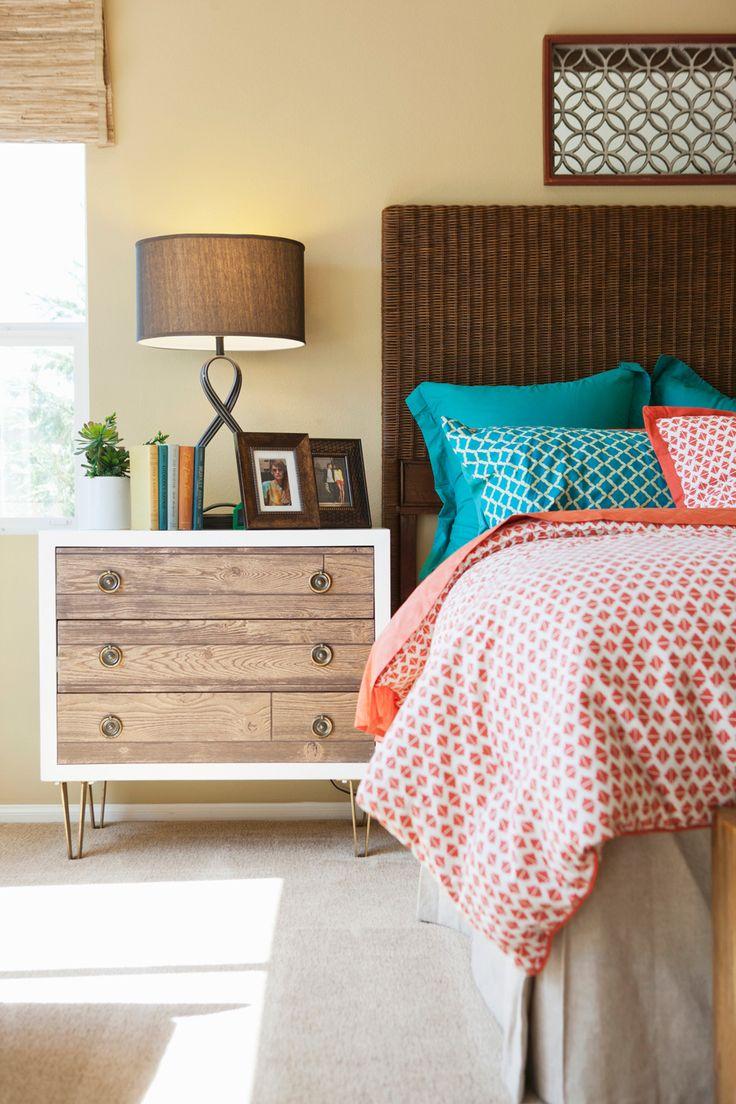 Roupa de cama no quarto perfeito