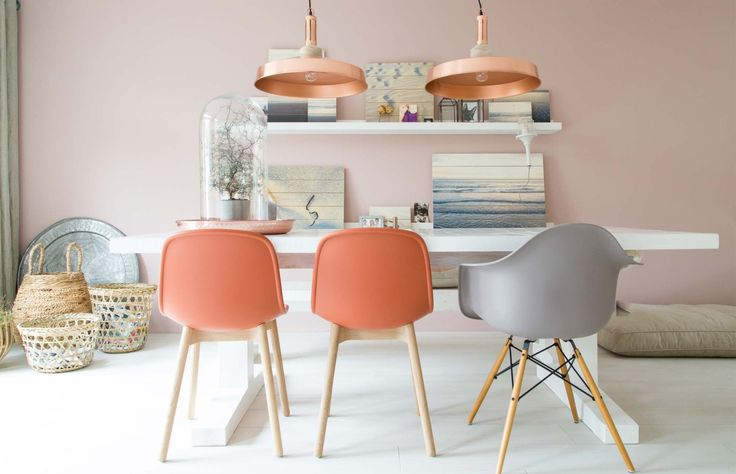 Pastel colours via VT Wonen