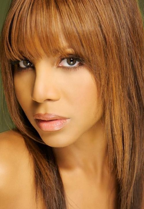 Toni Braxton. A voice as beautiful as she is.