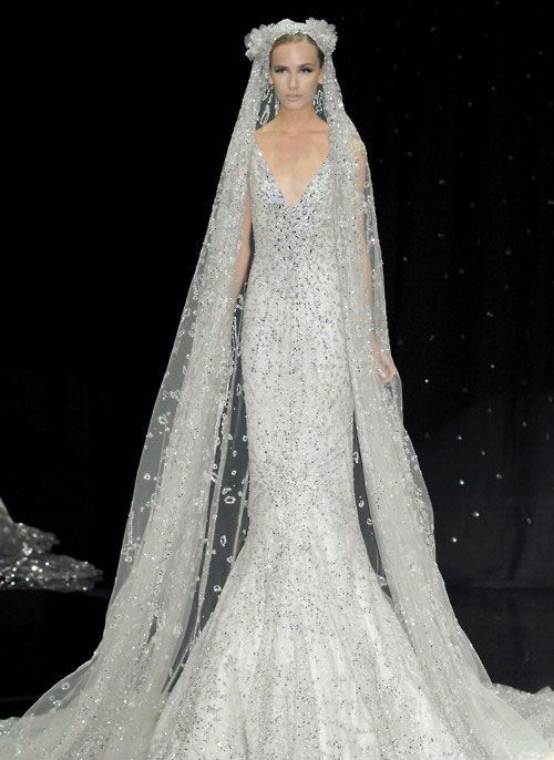 13 best Diamonds In Your Wedding Dress! images on Pinterest ...