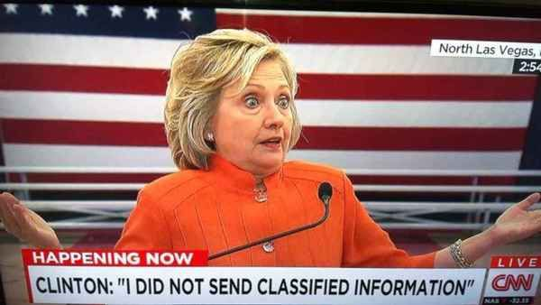 Judicial Watch: New Emails Show Hillary Clinton and Aides Had Classified Information on Non-Government Email Accounts