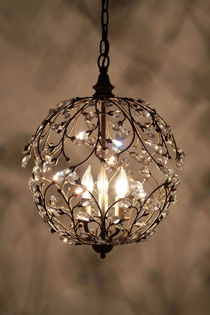 light fixture.love.