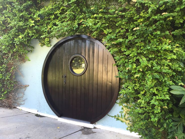 The door to the Rabbit Hole private club at Sandals Ochi Beach Resort. From my IPhone on November 20, 2015