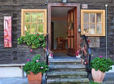 Bara's Blog: Tag der offenen Tür in der Werkstatt Engel in Niedersonthofen