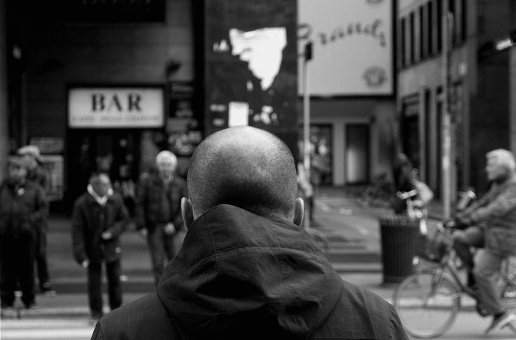 WAITING   #people #urban #city #milan #streetphotography #fotografia