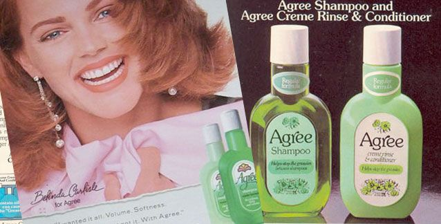Agree shampoo....Still furious they discontinued this shampoo and conditioner!!!!   Best smellin hair products EVER!!!!