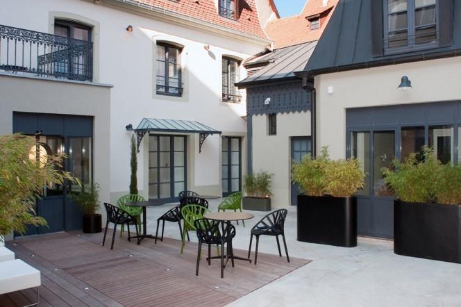 Hôtel Quatorze - Colmar // ©Hôtel Quatorze
