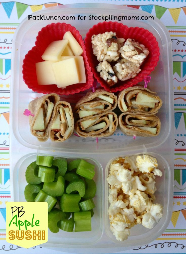 Tons of fun school lunch ideas | packed with #Easylunchboxes