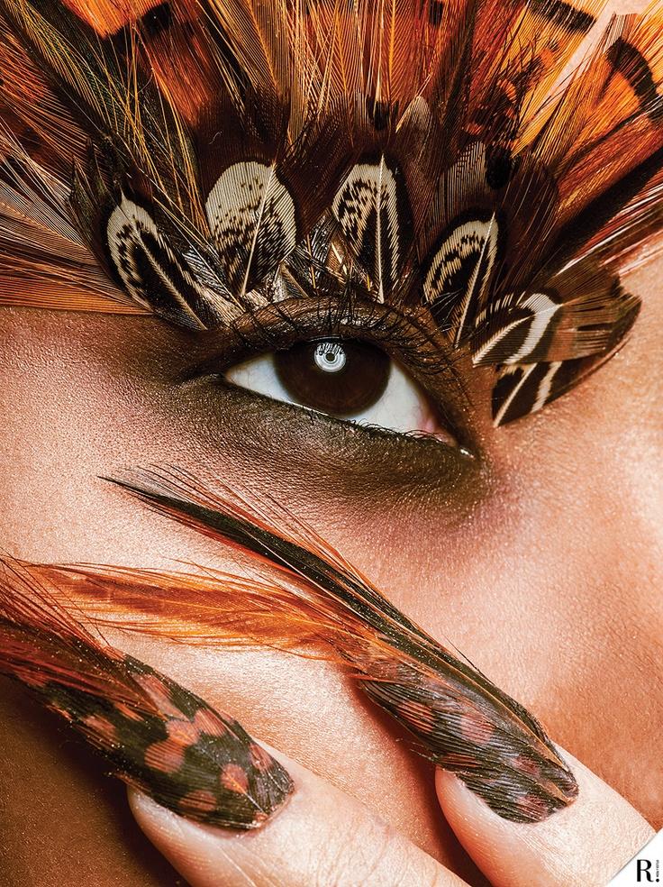 Un toque salvaje!  REPORT! Nº3 'Primavera ESPECTACULAR'  Septiembre 2012