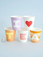 ABC paper cups – Papermash