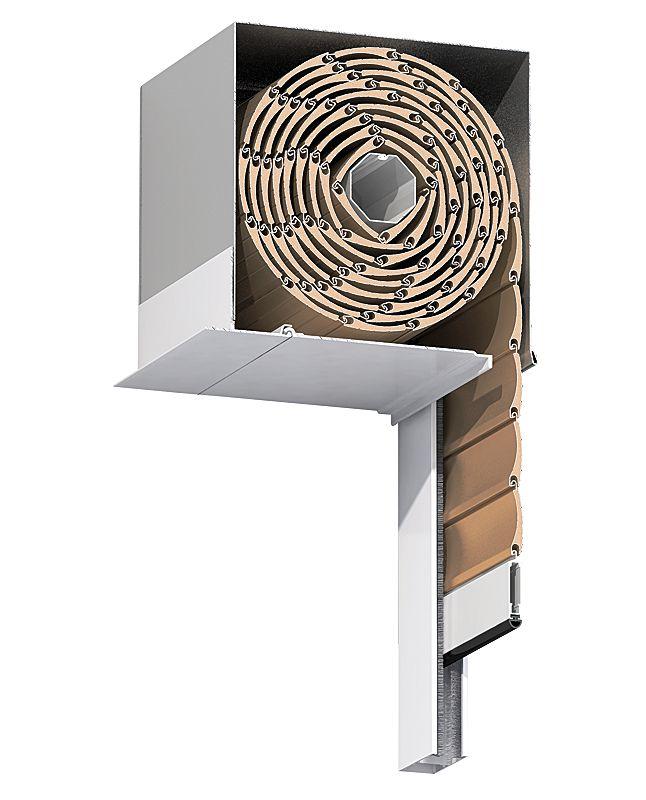 ABM - Jędraszek: Okna i Drzwi PCV i ALU - Roleta podtynkowa Interbox