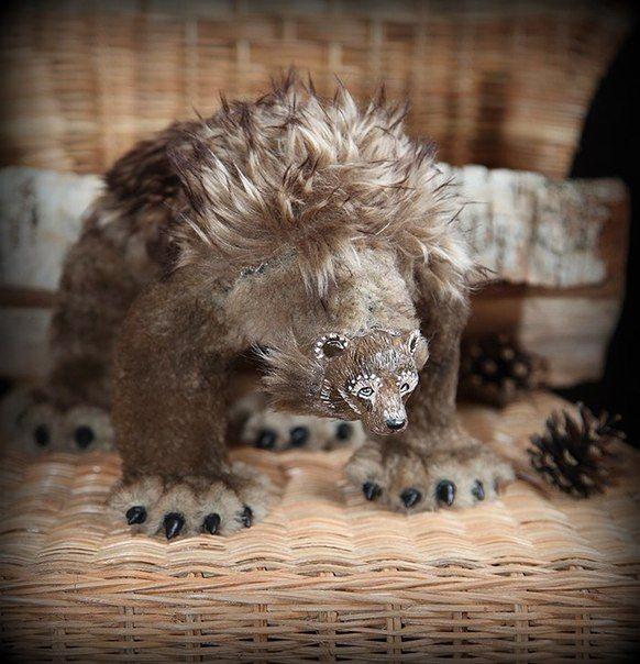 большой медведь | 6 фотографий