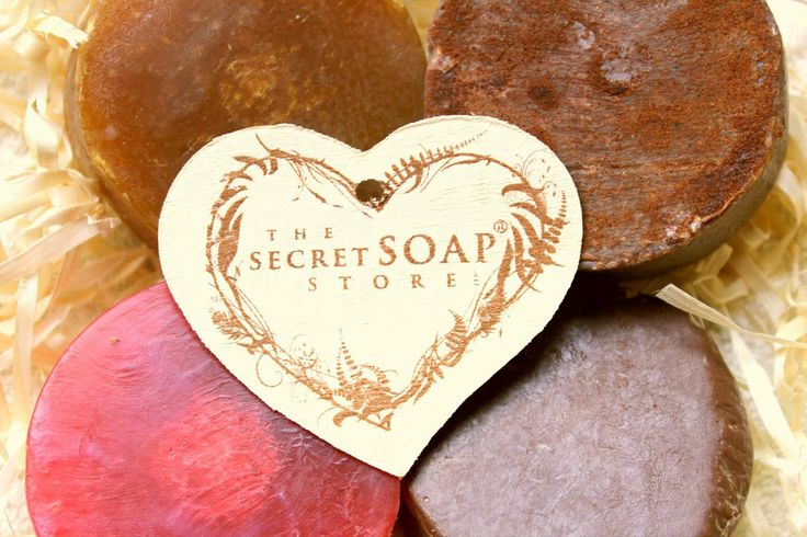 MODJUS: Do mycia: The Secret Soap Store Mydła naturalne