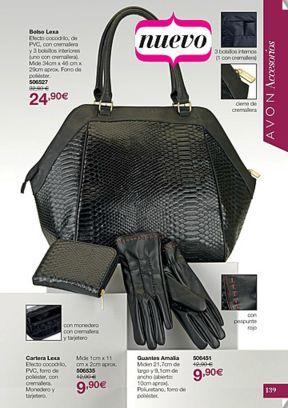 El bolso Lexa en la campaña 7. Precioso.