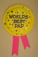 Worlds Best Dad Award