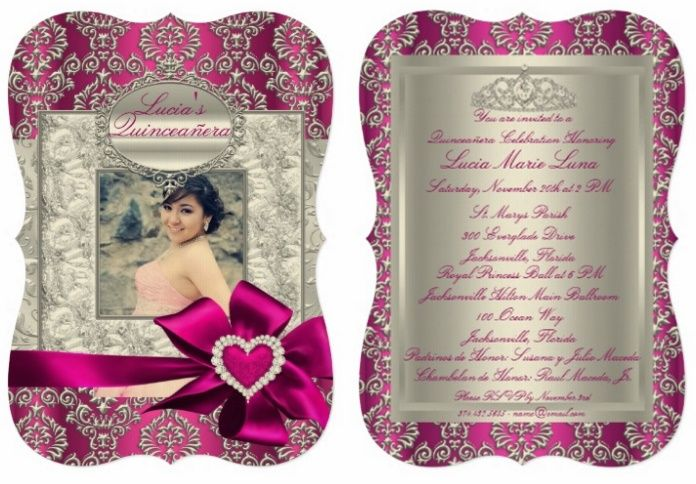 Are you looking for quinceanera invitations? Check out my review for Zazzle invitations~~