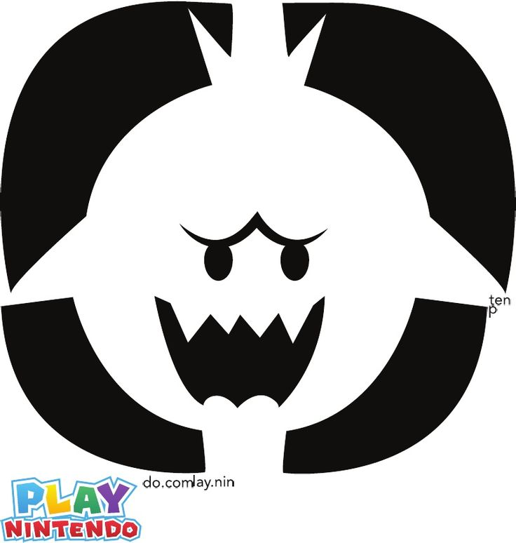 Kingboo pumpkin stencil scribd halloween pinterest for Boo pumpkin ideas