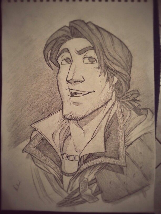 Ezio Auditore/ Flynn Rider From Tangled
