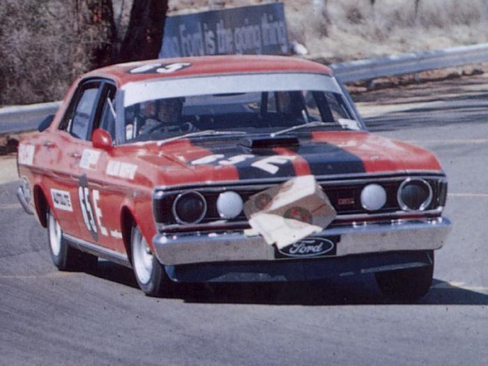 1971 - No.65 Ford Falcon XY GT-HO Phase III - Allan Moffat (500 Mile Race)