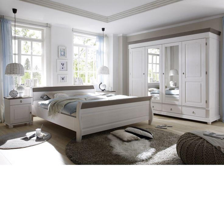 1000+ ide tentang Schlafzimmer Set di Pinterest Set kamar tidur - schlafzimmer grau braun