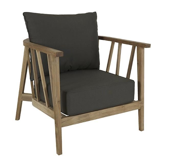 Noosa Slat Sofa Chair. From Globe West. Trade only