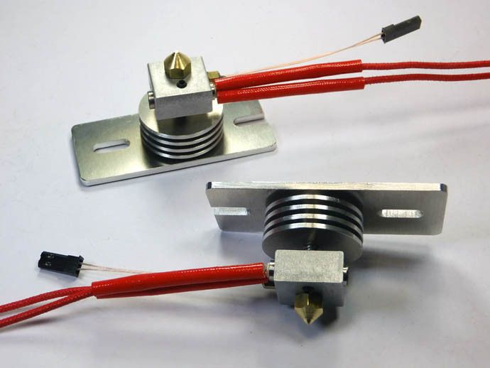 """Metal """"MB"""" HotEnd for 1.75mm filament by rp_one_labs - Thingiverse"""