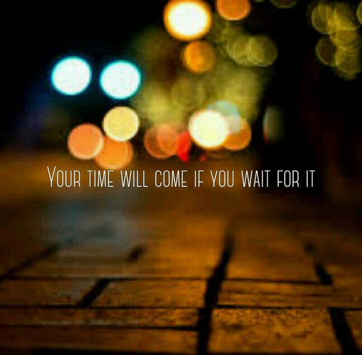 Your time will come if you wait for it Imagine Dragons ~ Amsterdam #Quote #Imaginedragons