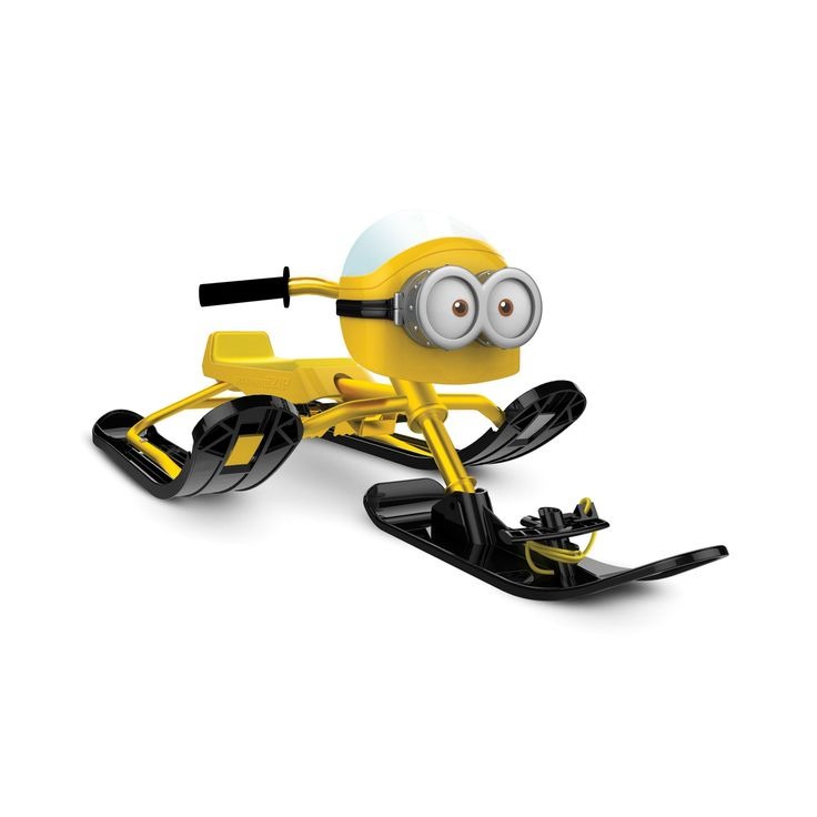 My son would LOVE this for christmas!  #SearsWishlist  OUTER EDGE® Despicable Me™ Snow Moto Zip