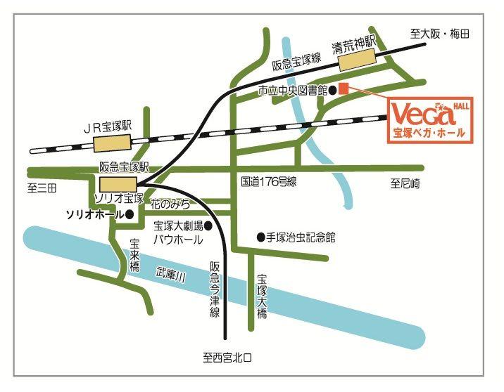 vega map