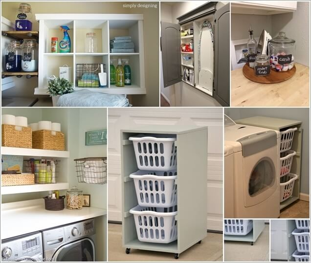 84 Best Images About Storage Ideas Space Saving On